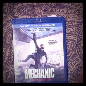 Awesome Blue ray movies